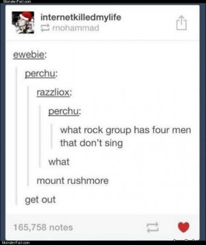 Rock group