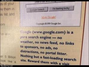1999 google