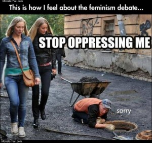 Feminism debates