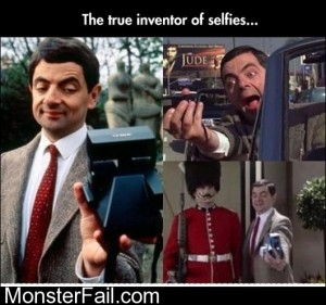 The Inventor Of Selfies