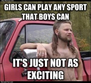 Any sport