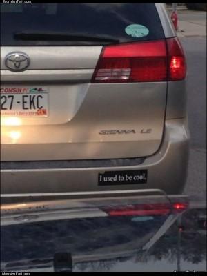 Nice minivan