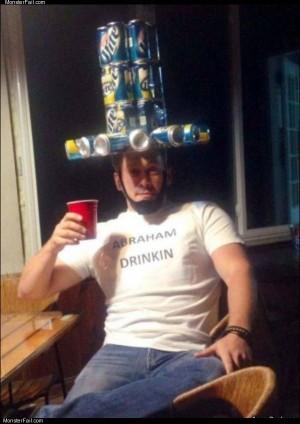 Abraham drinkin