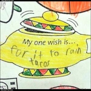 My one wish