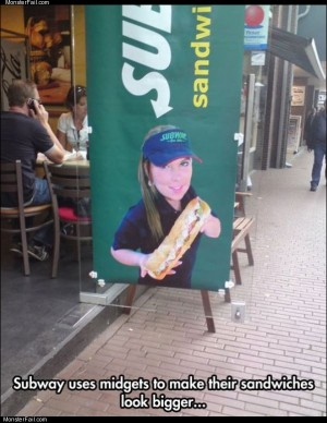 Good job subway