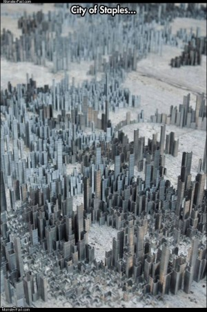 City of staples