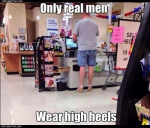 Only real men