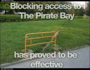 Blocking access