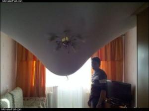 Weird ceiling
