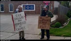 Gun sellers