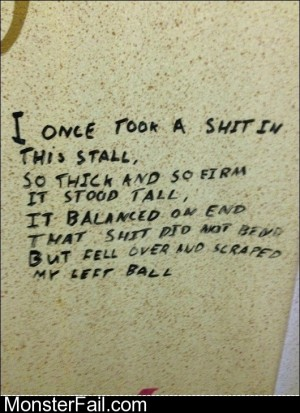 Stall Poetry