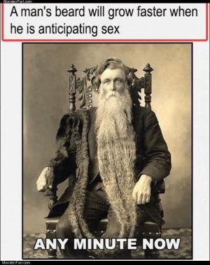 Fast beard