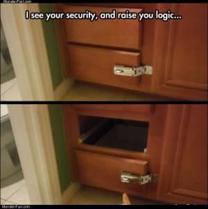 Security failure