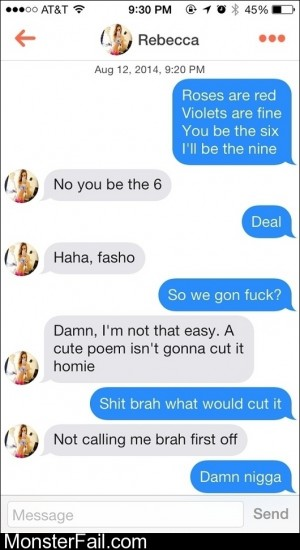 On Tinder Part 4