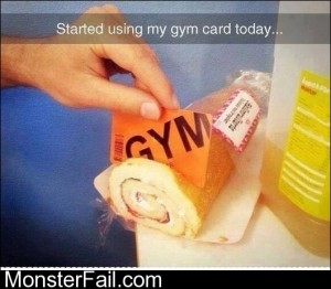 Using The Gym Card