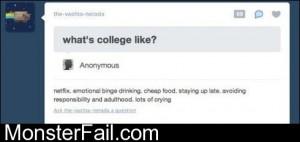College Explaied