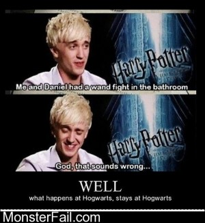 What Happens In Hogwarts