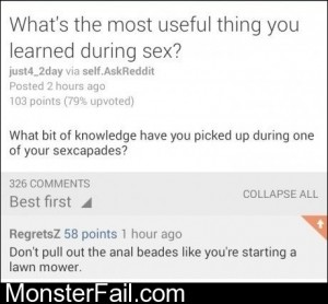 Tips During Sex