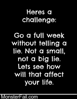 Challenge Not Accepted