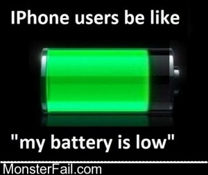 IPhone Users Be Like