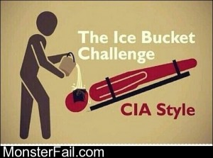 The Ice Bucket Challenge CIA Style