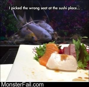 Wrong Seat