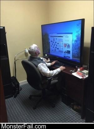 Grandpa FTW