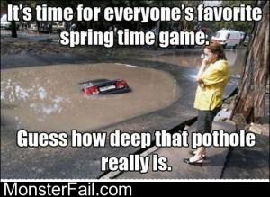 Spring Time Game