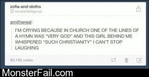 Such Religion