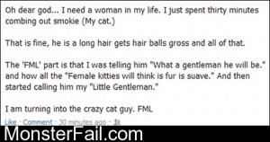 Crazy Cat Guy
