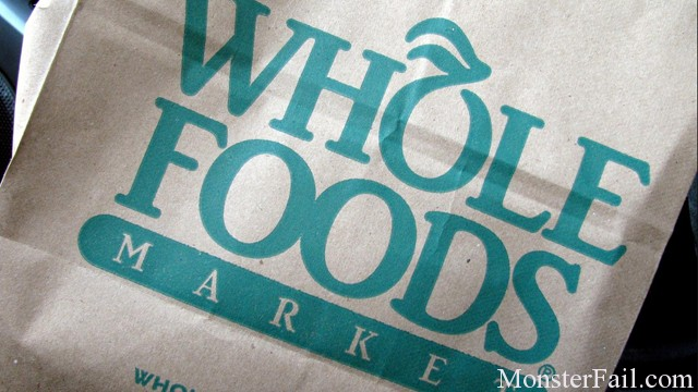 Whole Foods Fail.  Former Employee rips a whole new one into whole foods.  In this monster resignation letter