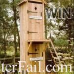 funny toilet design fail
