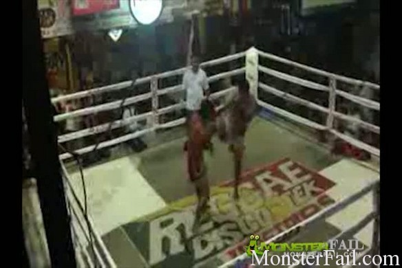 Best Thai Fight Video Ever.  Chair and people being thrown all over the place.