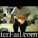 fail with fire