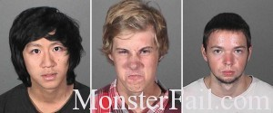 Three arrested in bungled beer heist in Covina