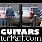 The magic of guitars.