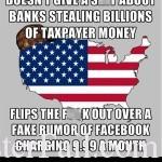 Scumbags in America