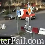 Man survives crazy accident