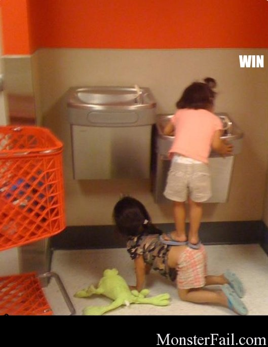 Kids Teamwork win.