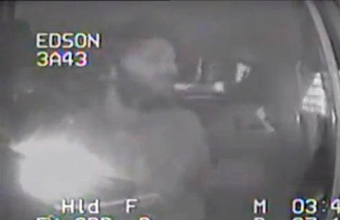 Arrested Drunk man sings all of 'Bohemian Rhapsody' in back of police cruiser
