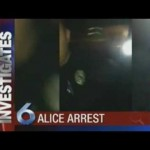 Alice texas police officer Nick Juarez arrests an innocent man  for videotaping him with his iphone