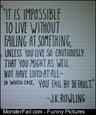 Failing and